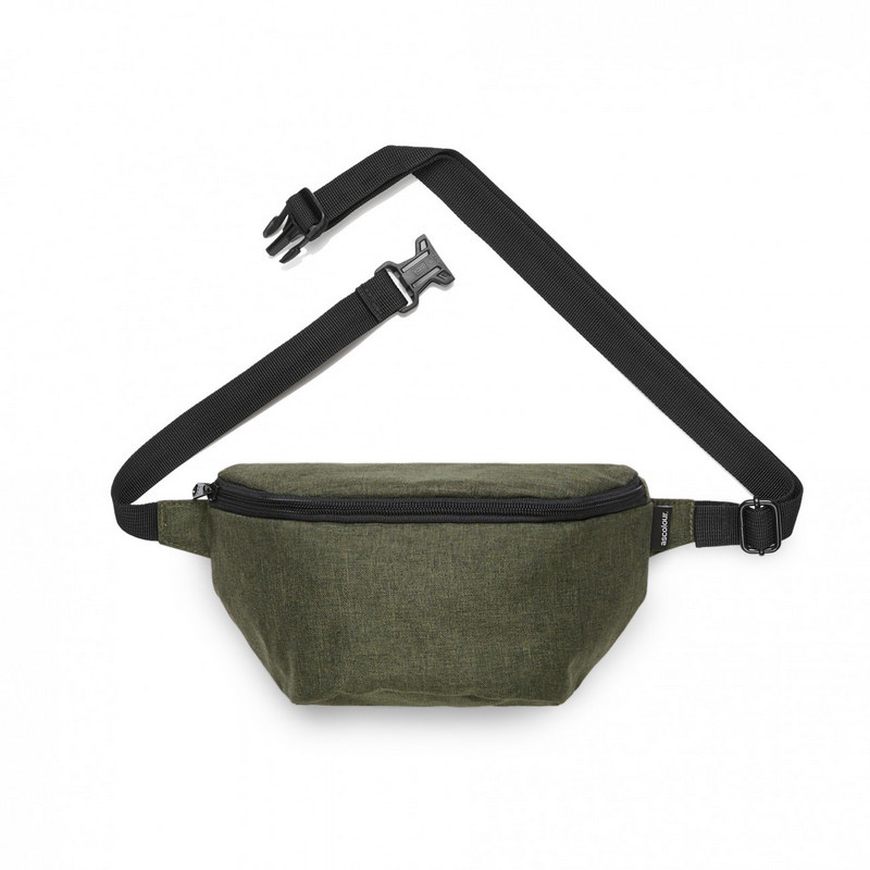 Waist Contrast Bag (1015_AS)