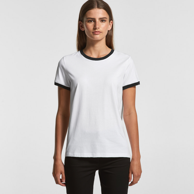 AS Colour WoS Ringer Tee