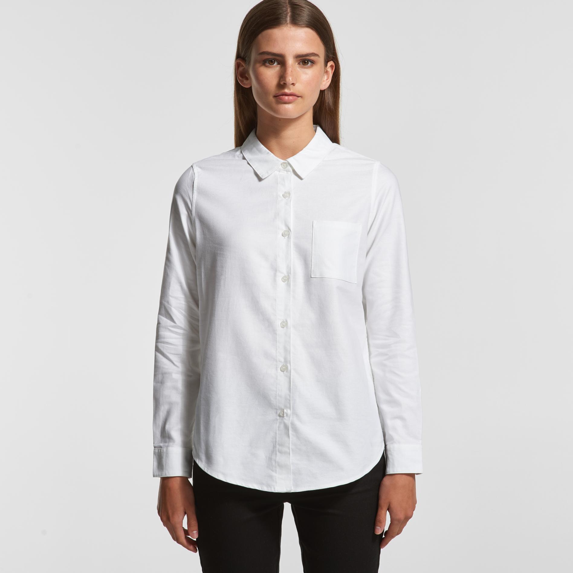 AS Colour WoS Oxford Shirt