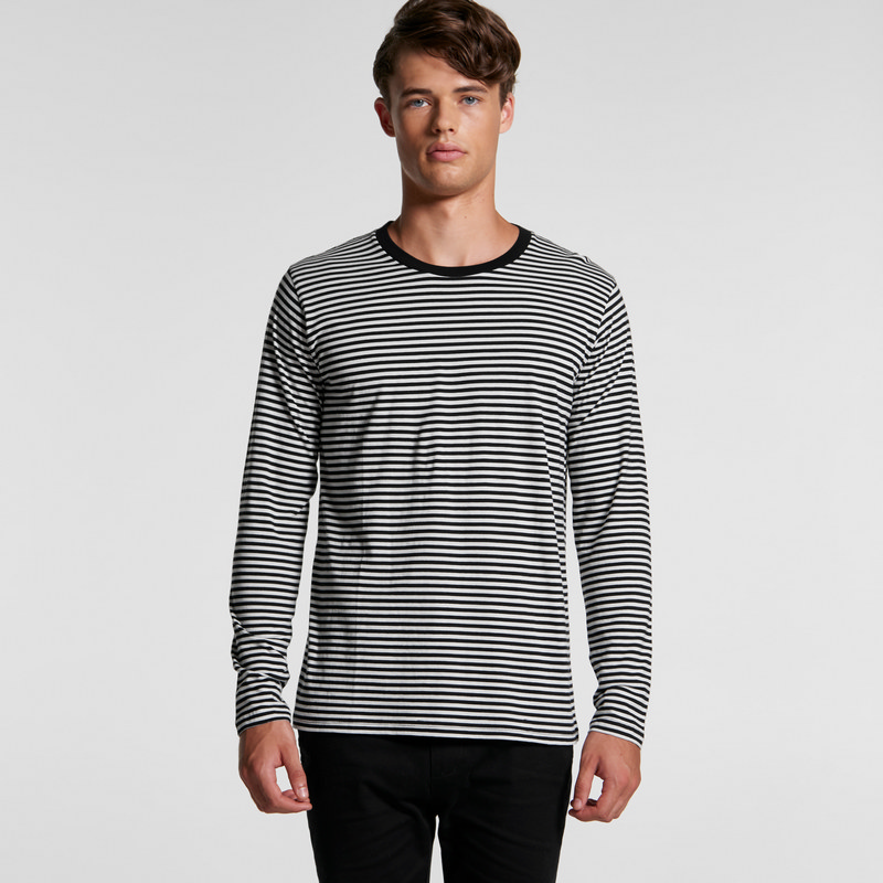 AS Colour Bowery Stripe LS