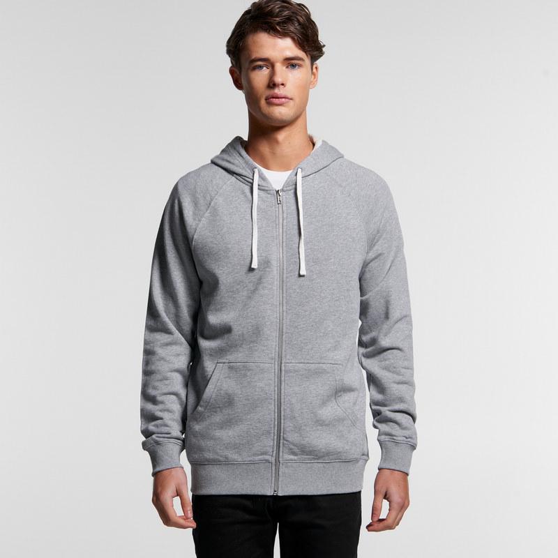 AS Colour Mens Premium Zip Hood