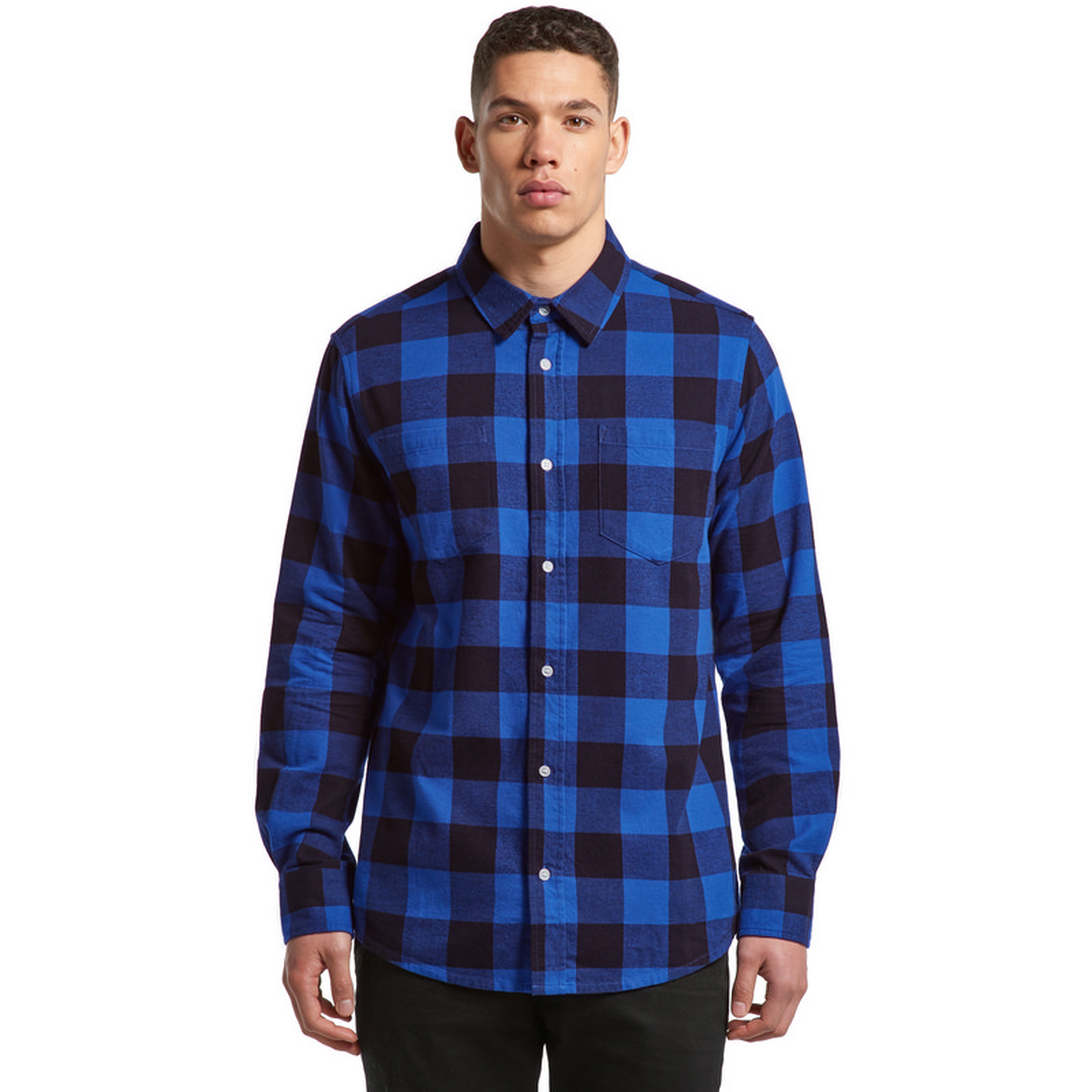 AS Colour Check Shirt