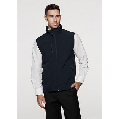 Mens Olympus Soft-Shell Vest