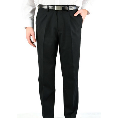 Mens Pleated Pant