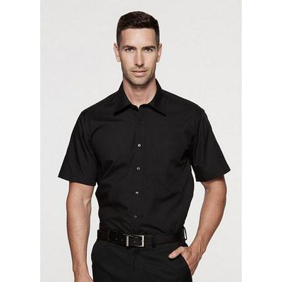 Aussie Pacific Mens Kingswood Short Sleeve Shirt
