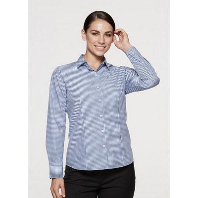 Aussie Pacific Ladies Epsom Long Sleeve Shirt