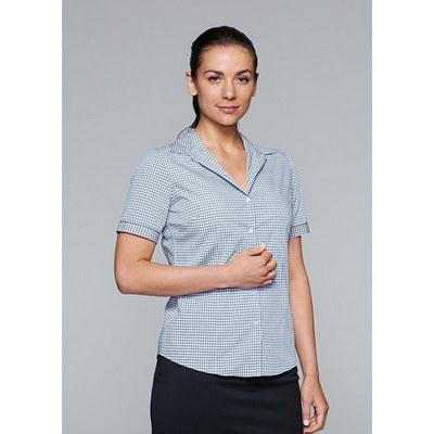 Aussie Pacific Ladies Epsom Short Sleeve Shirt