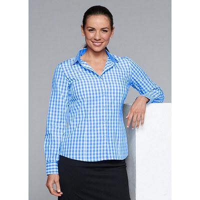 Ladies Devonport Long Sleeve Shirt