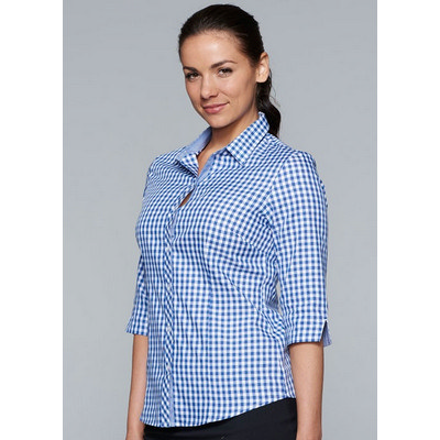 Ladies Brighton 3/4 Sleeve Shirt