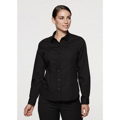 Aussie Pacific Ladies Kingswood Long Sleeve Shirt