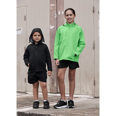 Kids Olympus Soft-Shell Jac