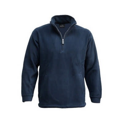 Microfleece Half Zip Top