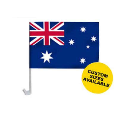 Car Flag - (printed with 4 colour(s))  (C_Flag_BI)