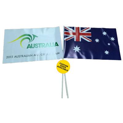 PVC Hand Wave Flag