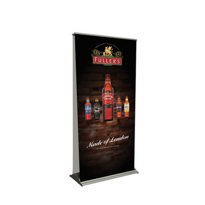 Ds Premium Pull Up Banner1000mmx2200mm  - (printed with 4 colour(s)) DSP_PUB_1000_BI