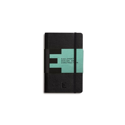 Moleskine Pocket Classic Soft Cover Notebook Ruled Paper - (printed with 1 colour(s)) G15053_BIC