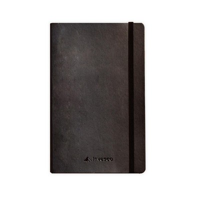 Moleskine Large Classic Soft Cover Notebook Ruled Paper - (printed with 1 colour(s)) G15058_BIC