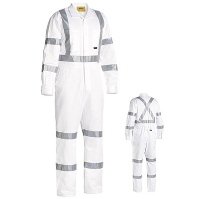 Bisley 3M Taped Night Coverall
