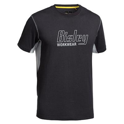 Bisley Flex & Move Contrast T-Shirt