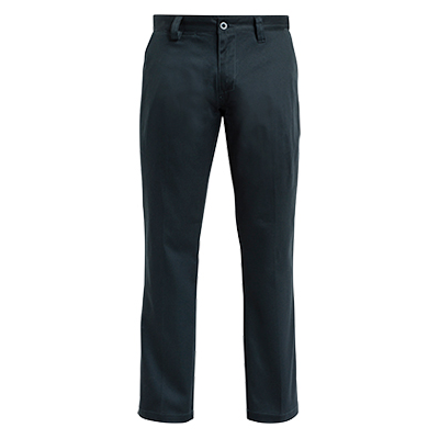 Cotton Drill Flat Front Work Pant