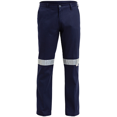 3M Taped Cotton Drill Work Pant