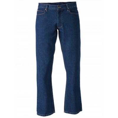 Bisley Industrial Straight Leg Work Denim Jean