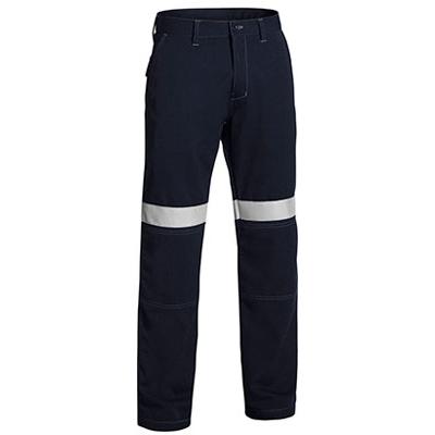 Bisley Tencate Flame Retardant Tecasafe Plus  Taped Double Layer Knee Fr Pant