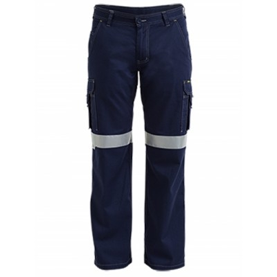 3M Taped Vented Cool Lightweight Cargo Pant With Contrast Stitching