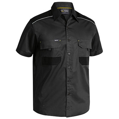 Bisley Flex & Move Mechanical Stretch Shirt
