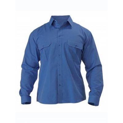 Bisley Metro Shirt - Long Sleeve