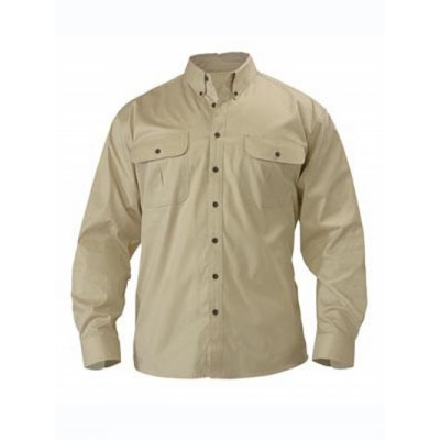 Bisley Mini Twill Shirt - Long Sleeve
