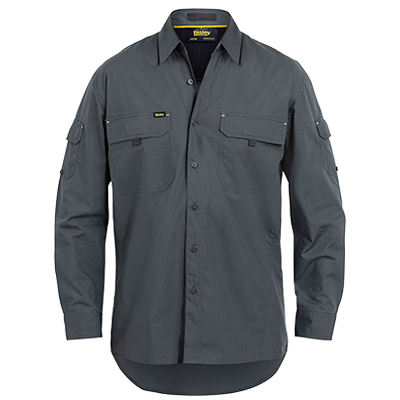 Bisley X Airflow Ripstop Shirt - Long Sleeve