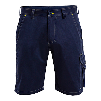 Cool Vented Lightweight Cargo Short With Contrast Stitching BSHC1431_BSY