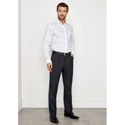 Mens Classic Pleat Front Pant (BS29110_BIZ)