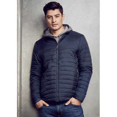 Mens Expedition Quilted Jac