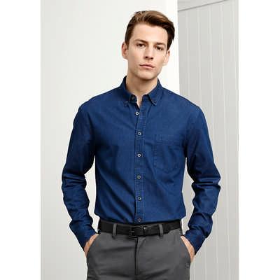 Indie Mens Long Sleeve Shirt