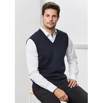 Woolmix Mens Vest