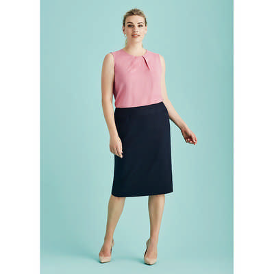 Womens Relaxed Fit Skirt (20111_BZC)
