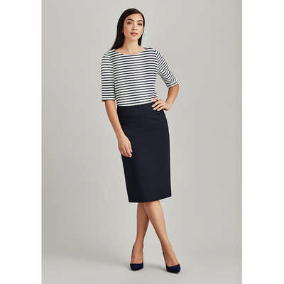 Womens Relaxed Fit Skirt (24011_BZC)