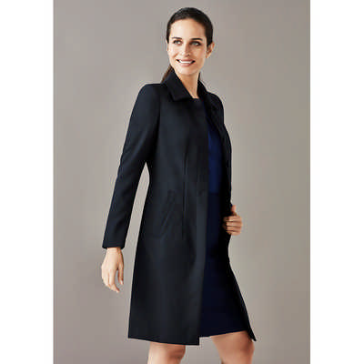 Womens Lined Overcoat