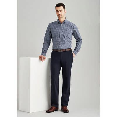 Mens Flat Front Pant (74012_BZC)