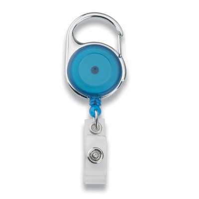 Badge Holder - Blue