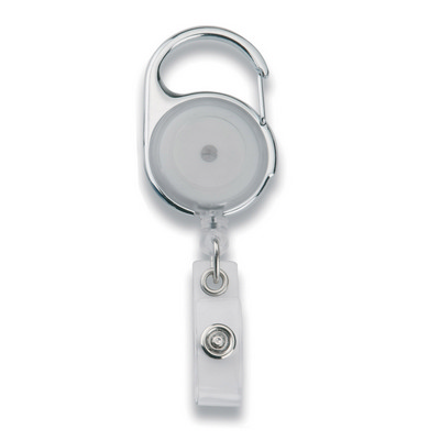 Badge Holder - Transparent