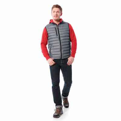 Whistler Light Down Vest - Mens