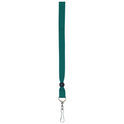 Ribbon Lanyards - Green