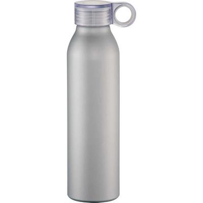 Grom 22 oz. Aluminum Sports Bottle - Silver