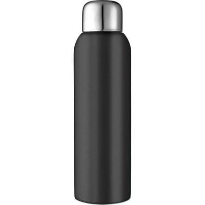 Guzzle 28oz. Stainless Steel Sports Bottle - Black