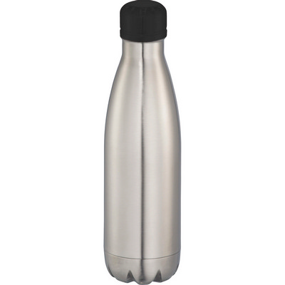 Mix-n-Match Copper Vacuum Insulated Bottle - SilverBlack