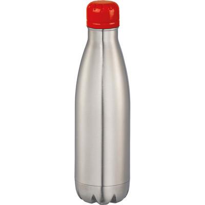 Mix-n-Match Copper Vacuum Insulated Bottle - SilverRed