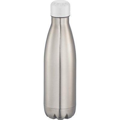 Mix-n-Match Copper Vacuum Insulated Bottle - SilverWhite